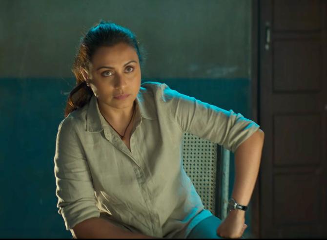 Rani Mukerji starrer Mardaani 2 movie photos  7