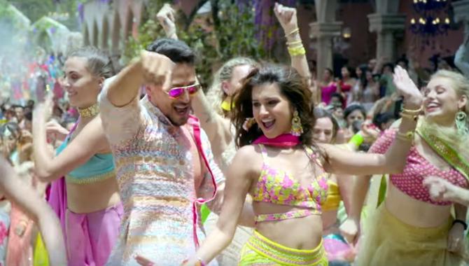 Mumbai Dilli Di Kudiyaan Song Starring Tara Sutaria  Ananya Panday   Tiger Shroff  2