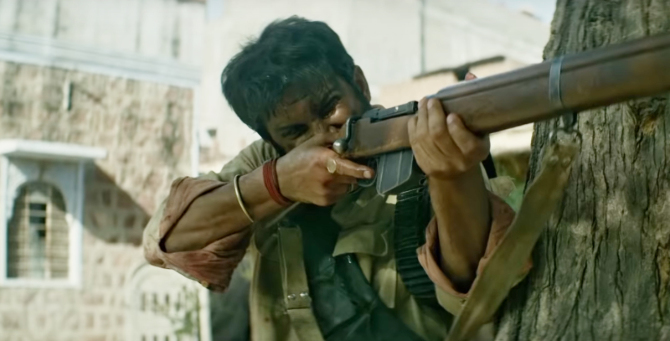 Sushant Singh Rajput  SONCHIRIYA Movie Photos  4