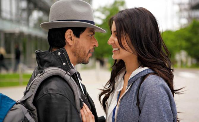 Shahrukh Khan Anushka Sharma Jab Tak Hai Jaan Movie Pic : shahrukh ...