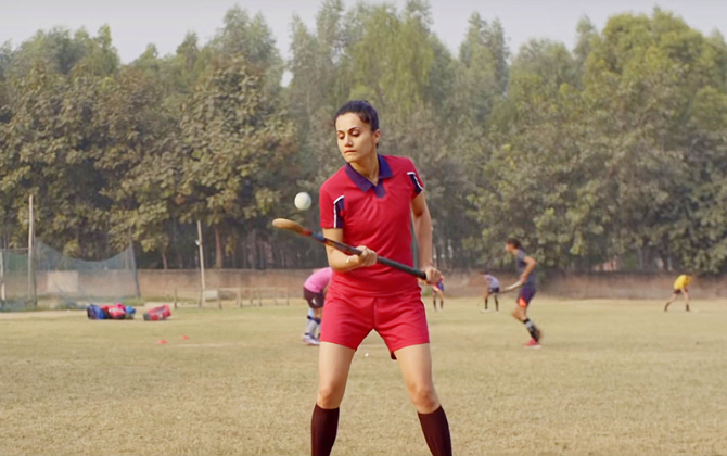 Taapsee Pannu SOORMA Movie Stills  11