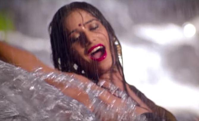 Poonam Pandey   Shakti Kapoor starrer The Journey Of Karma Movie Photos  23