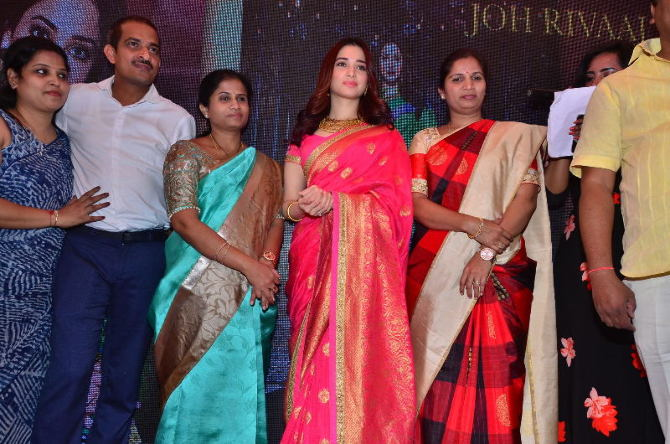 tamanna launches joh rivaaj collections-photo10
