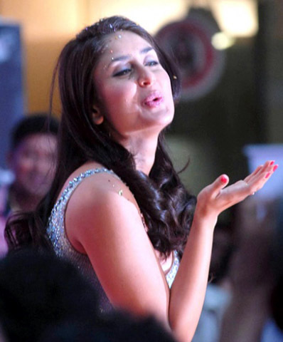 Kareena Kapoor Photoshoot for Heroine Photo