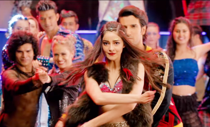 Student of the Year 2 Song The Jawaani Song starring Tiger Shroff  Ananya Panday   Tara Sutaria  10