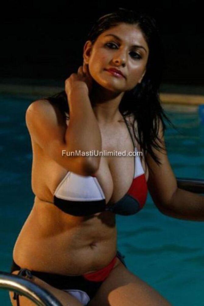 kiran rathod hot bikini pictures 01