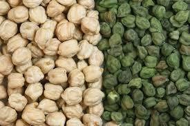 chick pea green