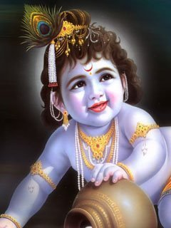 Lord Krishna Janmashtami Photo
