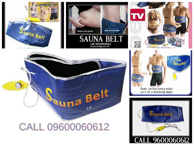 Call 9600060612 Sauna Belt in Vellore