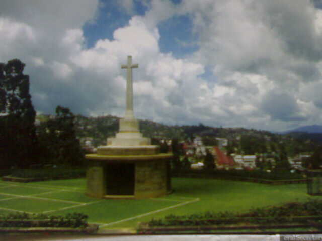 2nd World War Cemetry at Kohima