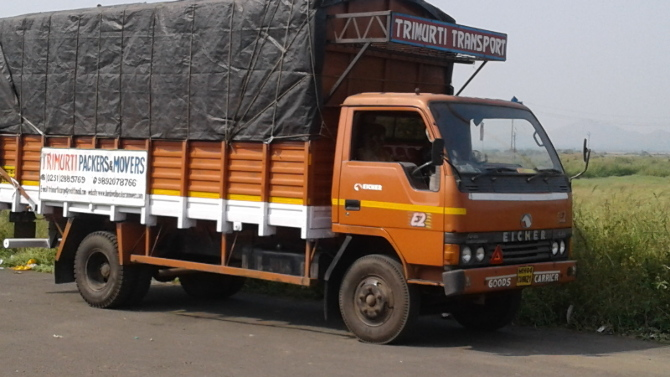 Packers and movers in Dombivali East