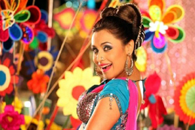Rani Mukerji Aiyyaa Movie Song Pic