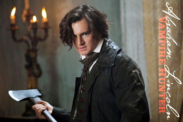 Benjamin Walker Abraham Lincoln Vampire Hunter Movie Stills