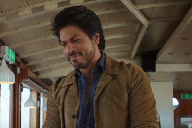 Shah Rukh Khan Jab Harry Met Sejal Movie Pics  12