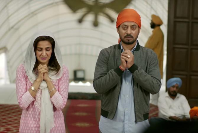 Saba Qamar  Irrfan Khan Hindi Medium Movie Photos  39