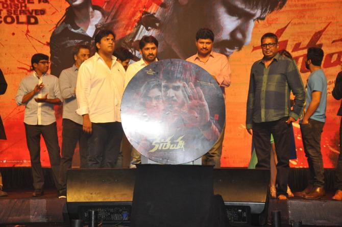 Keshava Movie Audio Launch    43