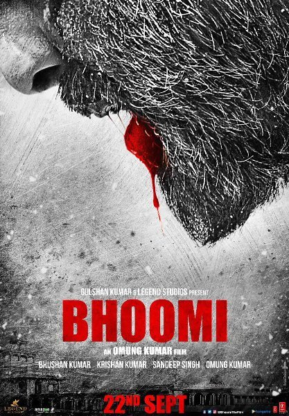 Sanjay Dutt   Aditi Rao Hydari starrer Bhoomi Movie First Look
