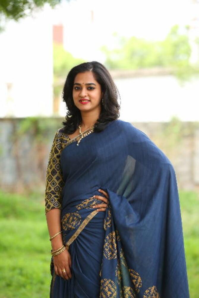 Nanditha Raj starrer Vishwamitra Telugu Movie   23