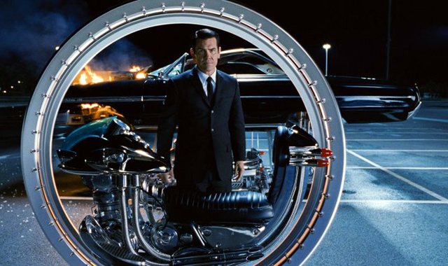 Josh Brolin in Men in Black 3 Photo