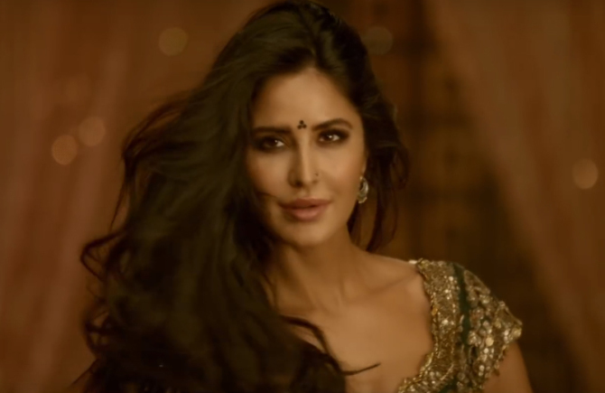 Katrina Kaif Thugs Of Hindostan Hindi Movie Photos  8