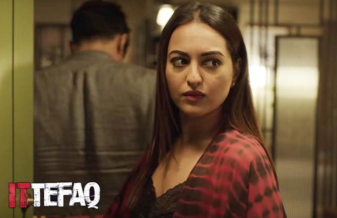 Sonakshi Sinha Ittefaq Movie Stills  7