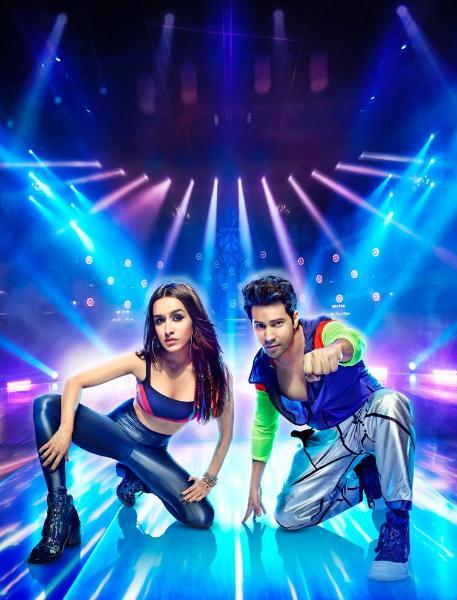 Shraddha Kapoor    Varun Dhawan Street Dancer 3D Movie photo  13