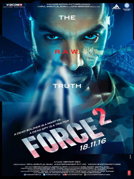 Force 2 Movie Poster First Look