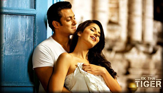 Katrina Kaif Ek Tha Tiger Song Images