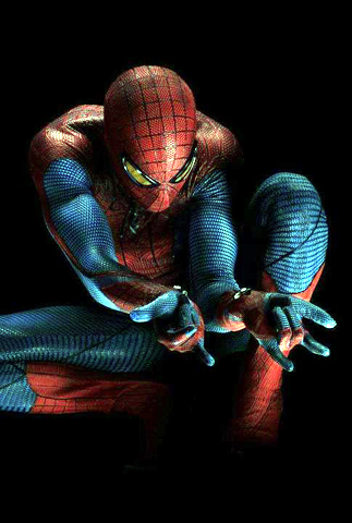 The Amazing Spider Man Movie Pics