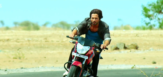 Shahid Kapoor R...Rajkumar Movie Photo