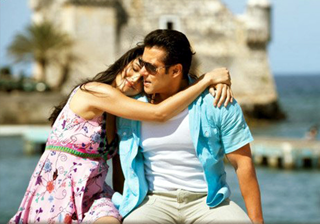 Salman Khan Katrina Kaif Ek Tha Tiger Photo