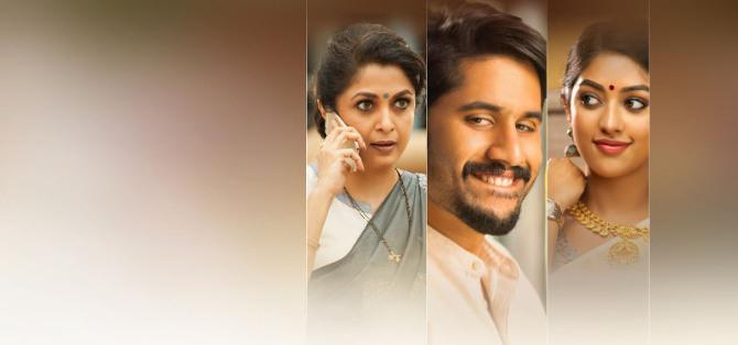 Shailaja Reddy Alludu Movie Stills  51