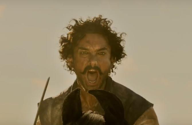 Aamir Khan Thugs Of Hindostan Hindi Movie Photos  24