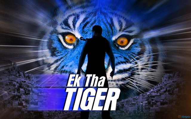 Salman Khan Ek Tha Tiger Poster