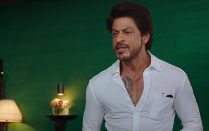 Shah Rukh Khan Jab Harry Met Sejal Movie Pics  15