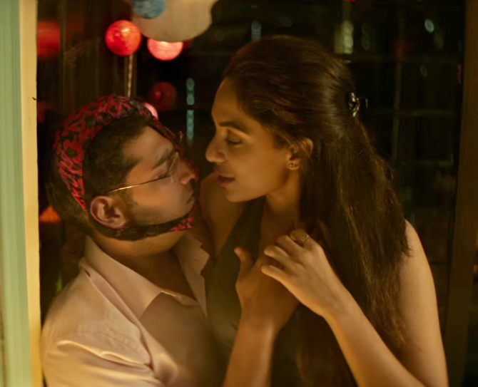 Sobhita Dhulipala Kaalakaandi Movie Stills  16