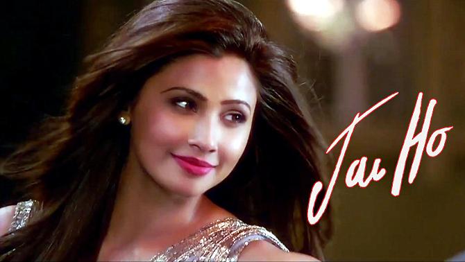 Daisy Shah Jai Ho Movie Song Image