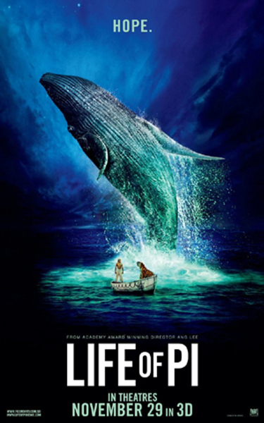 Life of Pi Movie Pic