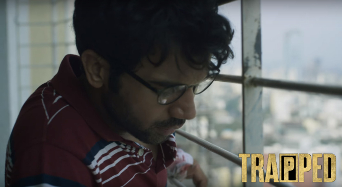 Rajkummar Rao Trapped Movie Photos  22