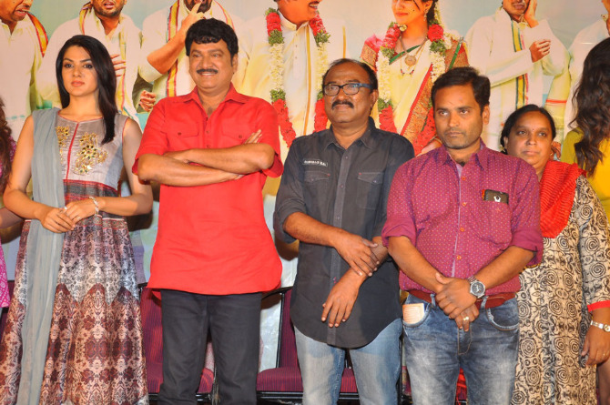 Oollo Pelliki Kukkala Hadavidi Movie Press Meet  17