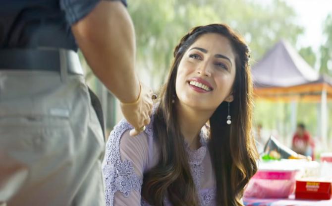 Yami Gautam starrer Bala Movie photos  35