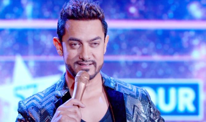Aamir Khan Secret Superstar Movie Stills  3