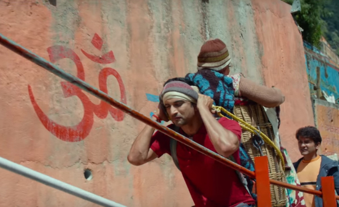 Sushant Singh Rajput Starer Kedarnath Movie Stills  7