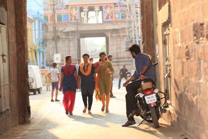 Sathriyan Tamil Movie Stills  21