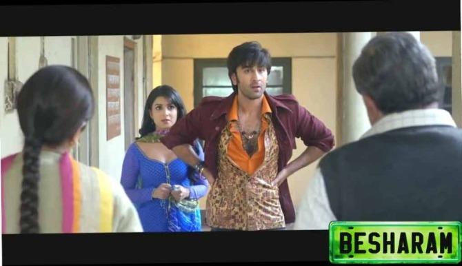 pallavi sharda in besharam movie - photo #10