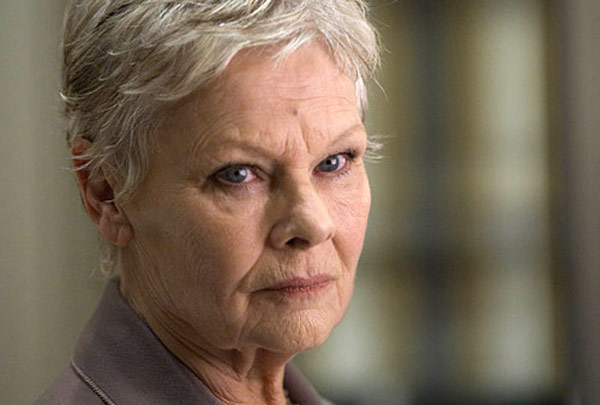 Judi Dench The Best Exotic Marigold Hotel Photo