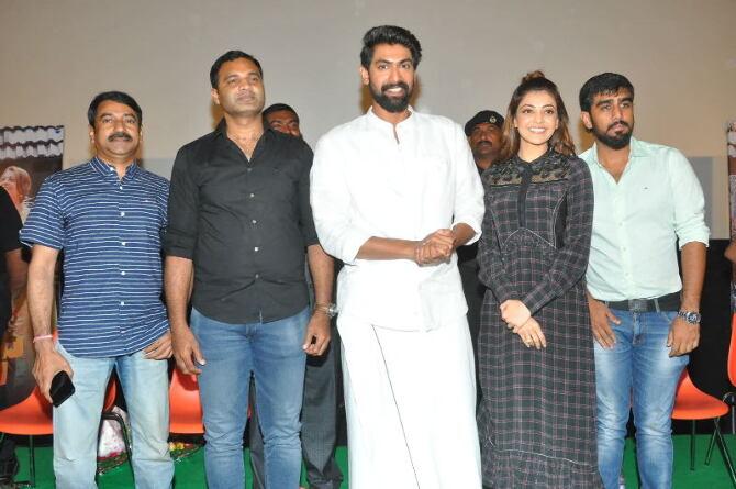 Nene Raju Nene Mantri Movie press meet at Vijayawada  34