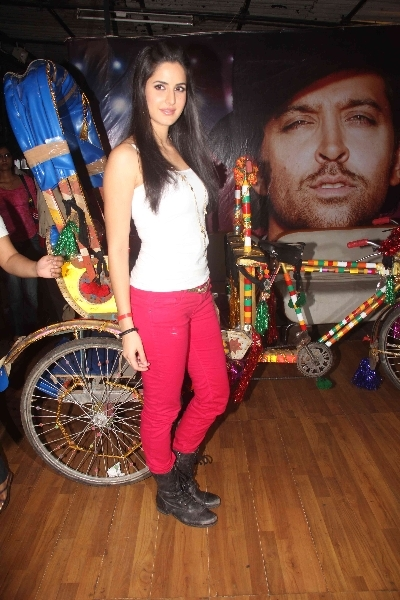 Katrina Kaif at Just Dance TV show
