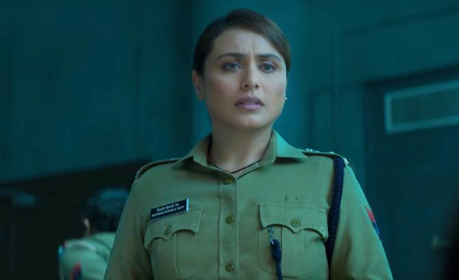 Rani Mukerji starrer Mardaani 2 movie photos  19