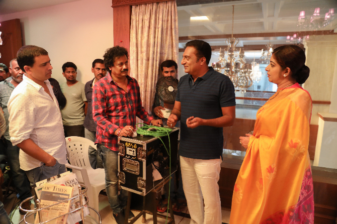 Srinivasa Kalyanam Telugu Movie Working Stills  10